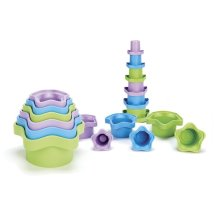 Green Toys Star Stacking Cups